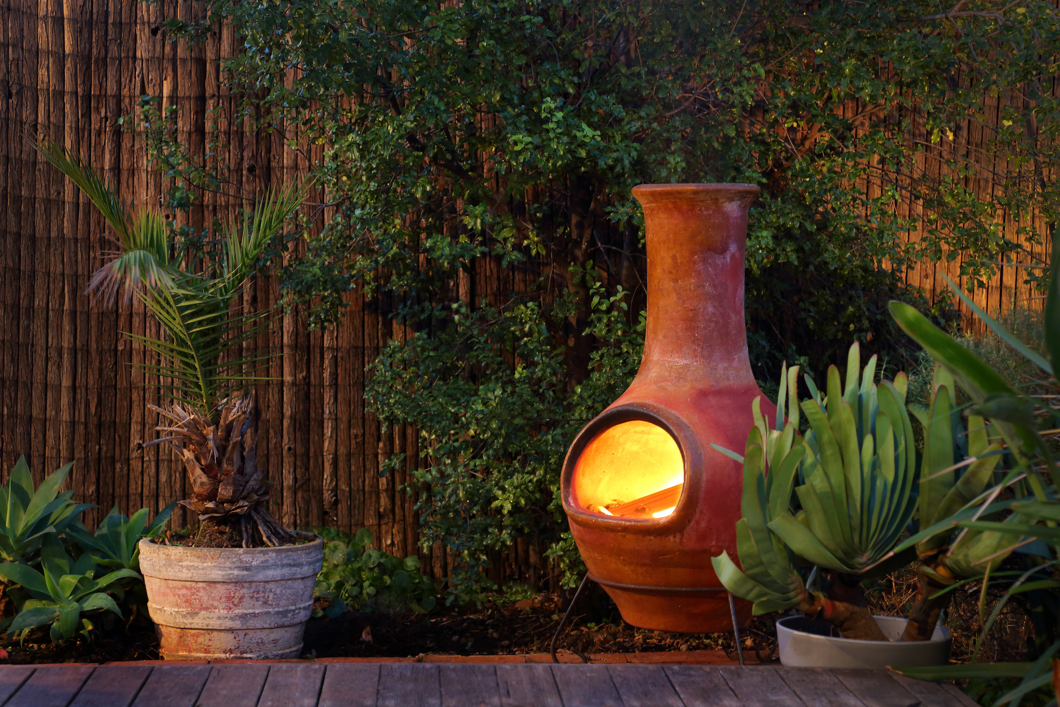 Fire Pit/Chiminea